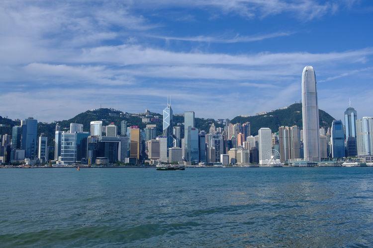 Hong Skyline by