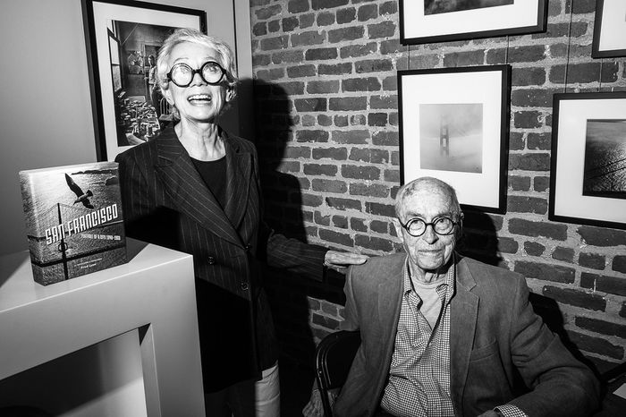 That time I got to chat with local legend Fred Lyon at the Leica store in SF. San Francisco FujifilmX_US