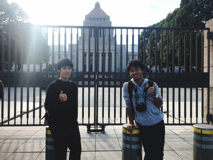 Japan Tokyo Boyscouts
