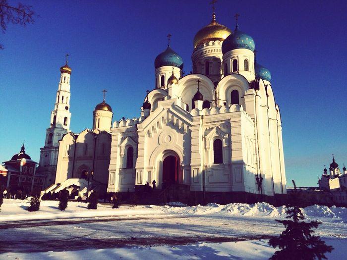 Russian Monastery Nicole-Ugresh