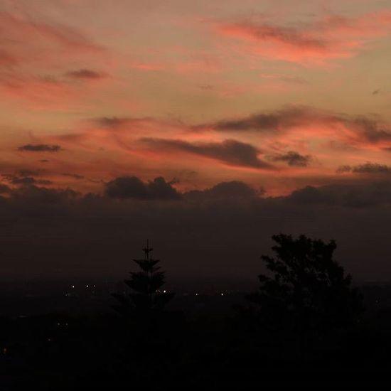 Sunset Top Ryde Sunset Visitsydney visitnsw Visitaustralia