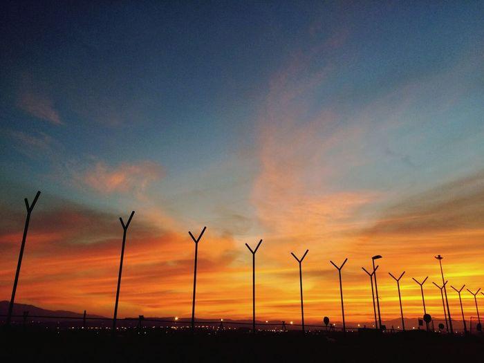 Muscat international airport from Bechtel office...