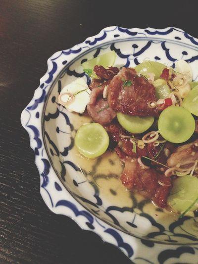 Thai Food Yummy :) Dinner