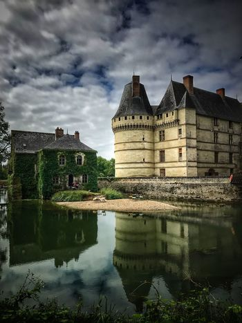 Your Ticket To Europe Chateau De L'islette Castle The Week On EyeEm Architecture Built Structure