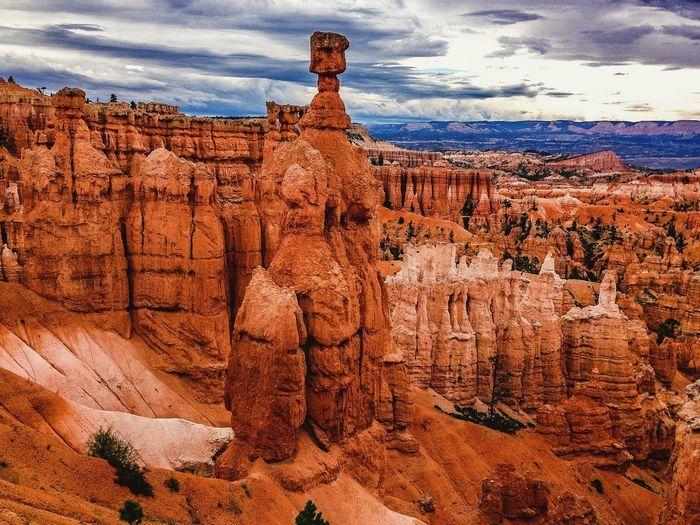 United States Brice Canyon Traveling