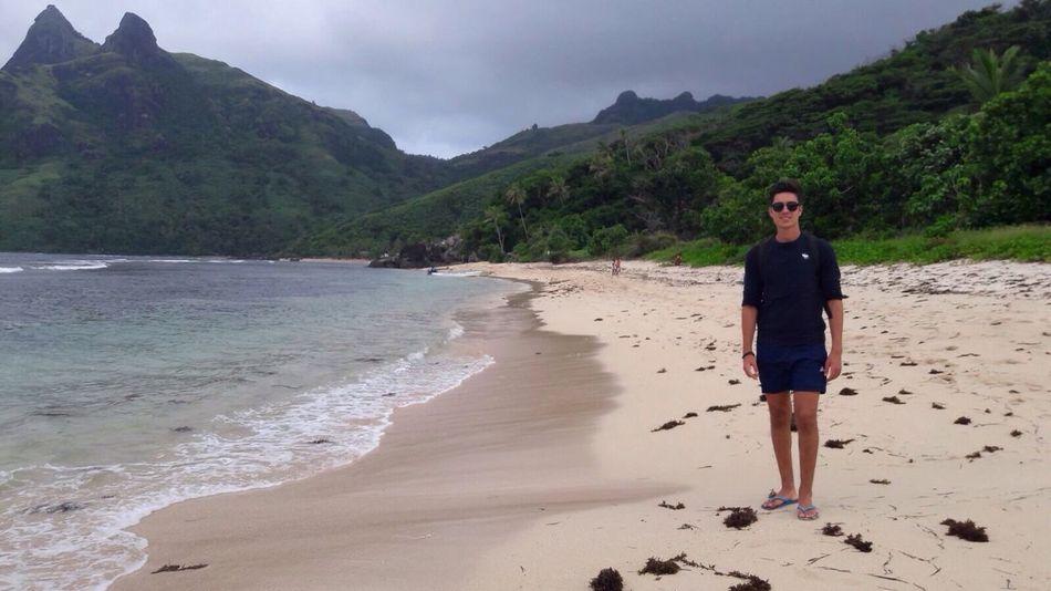 With the Love Of My Life in Fiji Island Islandlife ❤