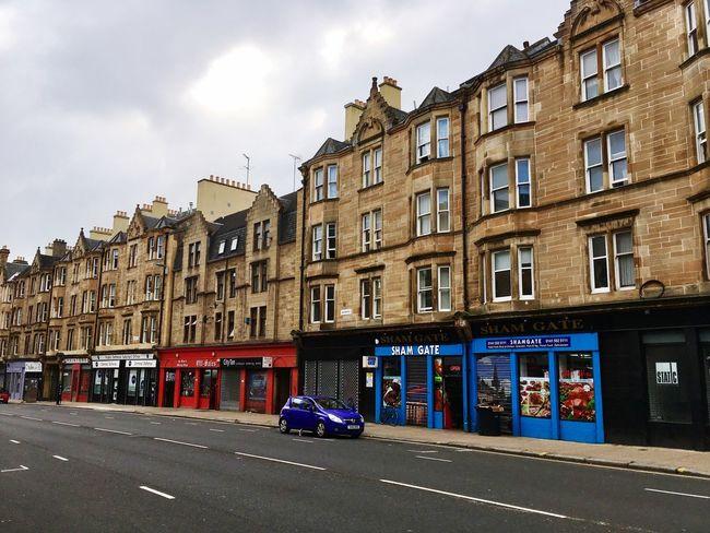 Scotland Glasgow  Urban Urbanphotography City Shops Uk Architecture Street Road City