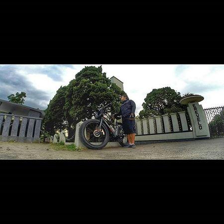 Jelajahbandung Cemetery Fatbikes Fatbike Bicycle United Val  2015  Gopro Gopro3plus Goproblackedition Gopro_everything Gopro4life Goprooftheday Gopro_moment 😚