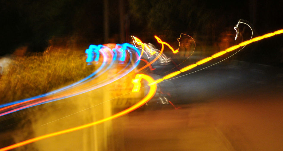 Abstract Photography Light Painting Nikon Paint The Town Yellow Abstract Streetphotography  Blurred Motion Colour Contrast Illuminated Light Painting Photography Light Trail Long Exposure Motion Multi Colored Night Photo Fun Road Speed Yellow