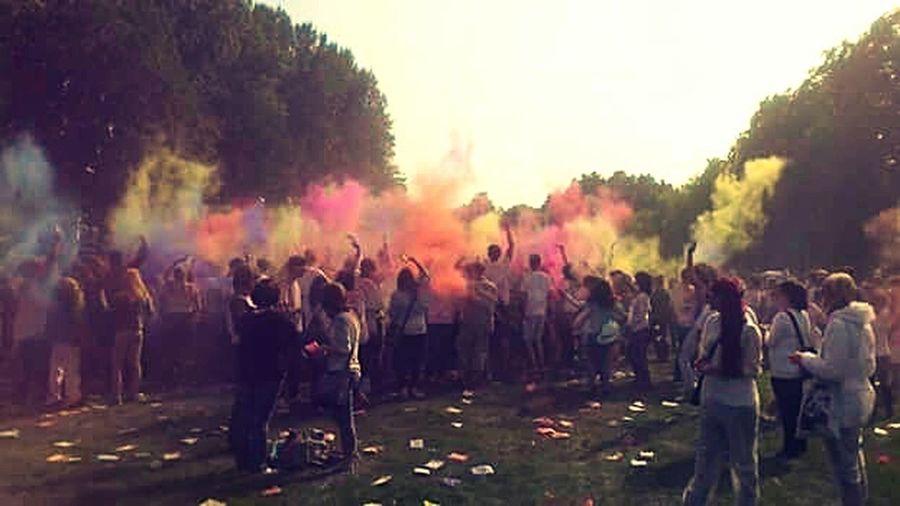 Berlin Festival Colors Farbgefühlfestival
