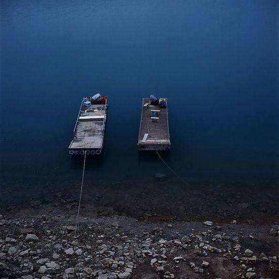 Boats Taking