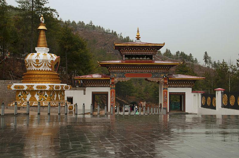 Stupa Gate