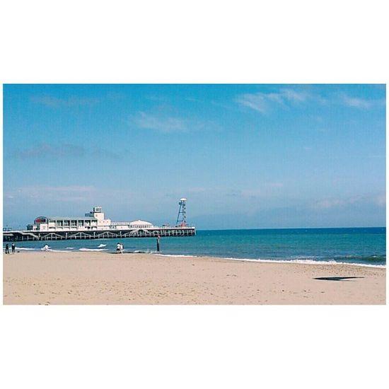 Bournemouthpier Sea