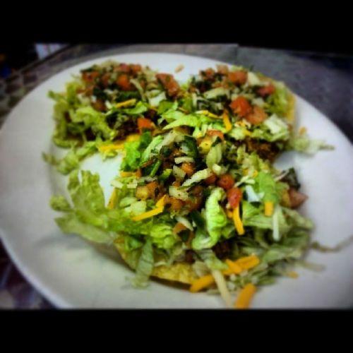 Mexicantostadas