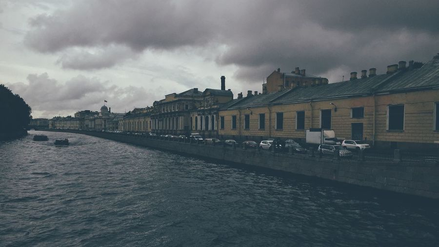 Walk in 16x9 River Bridge Saint Petersburg Saint-Petersburg Street City VSCO Vscocam Cityscapes Streetphotography