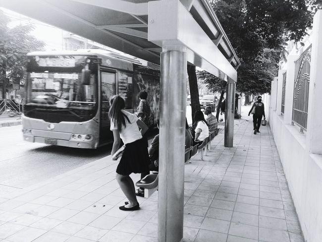 Taking Photos Would Followforfollow Gallery Lifephotography Photography Morning Bangkok Bangkok Thailand. City Peple Photography Peple