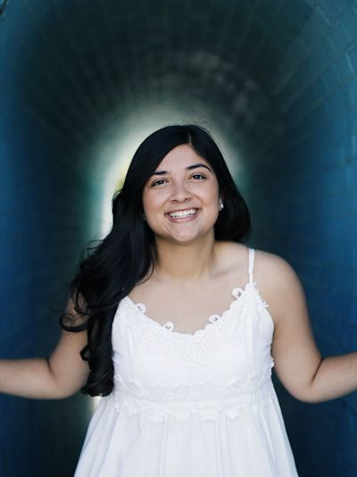 EyeEm Selects Senior Pictures  Looking At Camera Smiling Happiness Portrait Cheerful Day Outdoors Tunnel