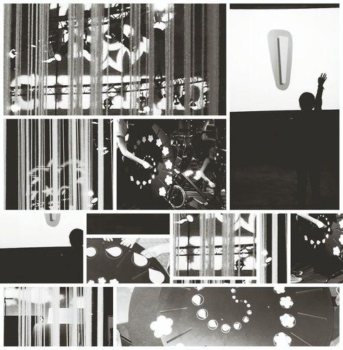Cinekidfestival Amsterdam Collage Blackandwhite