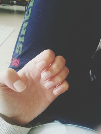 French My Hand  Nail