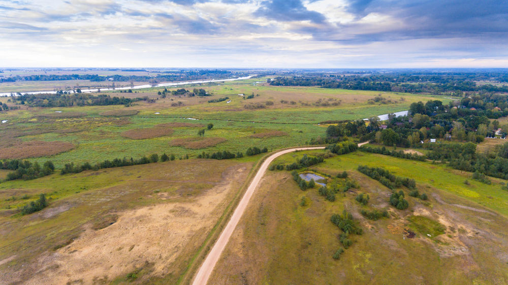 Drone aerial view photography from above fields, river and road Aerial Shot Agriculture Fly Aerial Aerial Photography Aerial View Agricultural Land Beauty In Nature Cloud - Sky Clouds And Sky Day Landscape Nature No People Outdoors Photography Polish River Road Scenics Sky Suburban Suburbs Tree View From Above