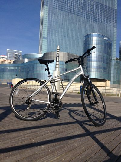 The other end. Morning Ride. Adapted To The City