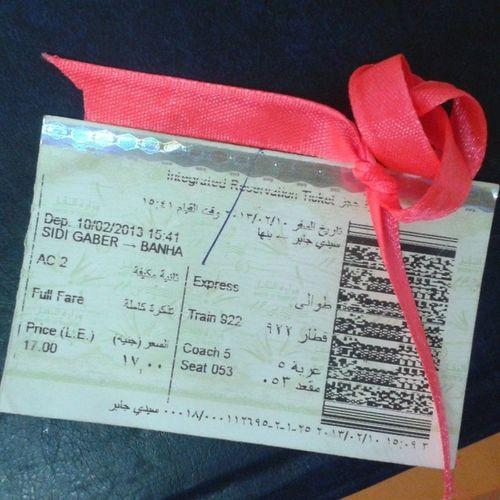 Ticket to Alex Sidi_Gaber
