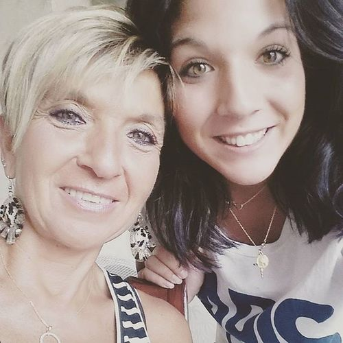 - Ma vie pour la tienne ! ❤ Maman Mama Mother Family FamilyTime Amour Amore Instamoment Instaday Instagood Instalove Italian Makeup Hair Brown Eyes Girls Life Crazy Thelifeissohappy Thelifestyle Thelifeisjoke LiveYourLife Summer 2015