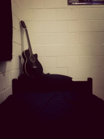 Taking Photos Guitar Here In My Room Emma I Love You !