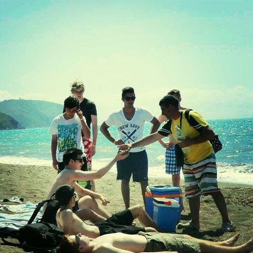 Beach Sun Holy Holy Crew Love