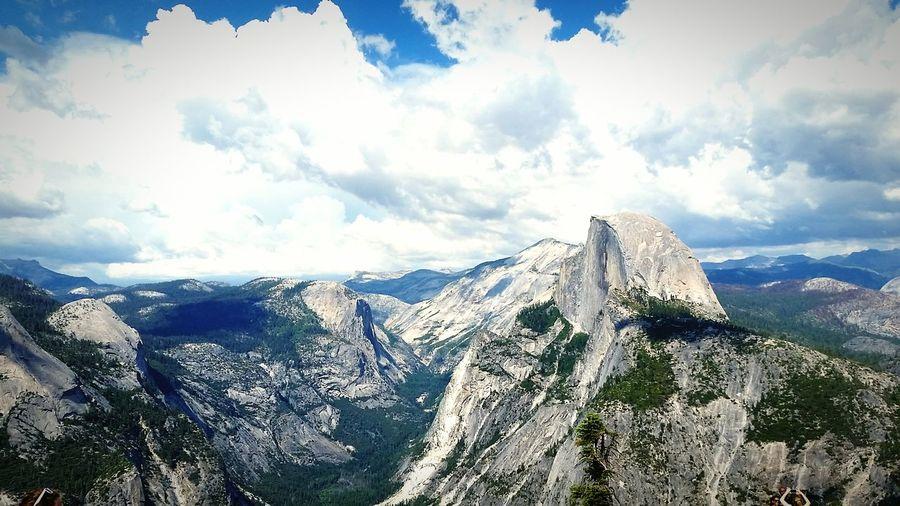 Glacier Point, Yosemite Valley Hello World First Eyeem Photo