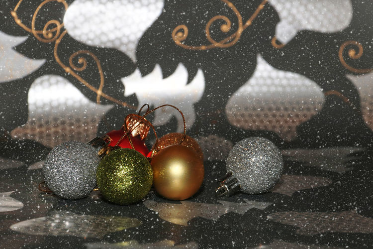 Holiday No People Christmas Ornament Christmas Decoration Christmas Indoors  Celebration Still Life Decoration Christmas
