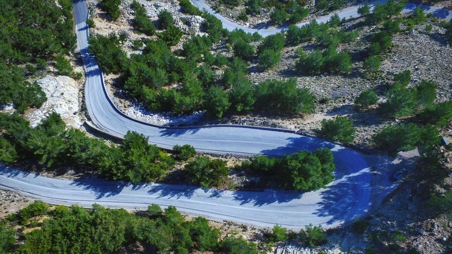 Aerial View Nature Growth Drone  Looking Down Drone Moments Winding Road View From Above DJI Phantom 3 Professional Aerial Shot Dronephotography Forest Photography Nature Aerial Photography Drone  Sunny Day Malephotographerofthemonth Zigzag Asphalt Road Drone  Beauty In Nature Flying High Growth Outdoors Flying High Perspectives On Nature