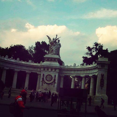 Hello World Alamedacentral MéxicoD.F. Historical Monuments EyeEm Gallery