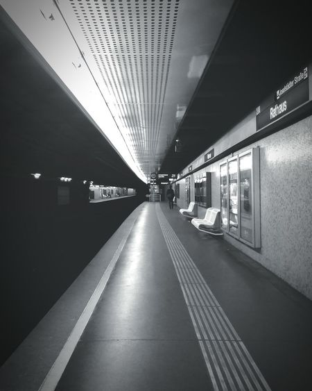 Railroad Station Railroad Station Platform No People Architecture Illuminated The Way Forward Transportation Vienna Ubahn Ubahn Wien U2 Wien Rathaus Wien Vienna, Austria Vienna Scenic Vienna-Josefstadt Metro Stations Blackandwhite Black And White Black & White Blackandwhite Photography Black And White Photography Blackandwhitephotography Black&white Black And White Collection