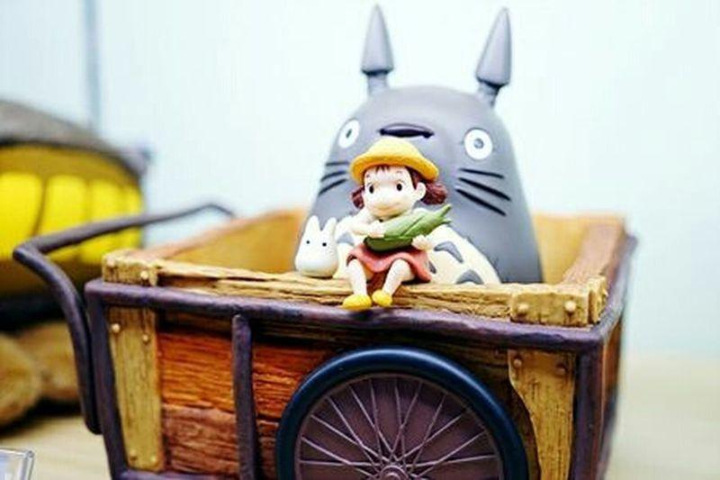 Totoro Mei Toy Seoul Hayao Miyazaki +korea seoul jamsil-dong +ghibli studio shop