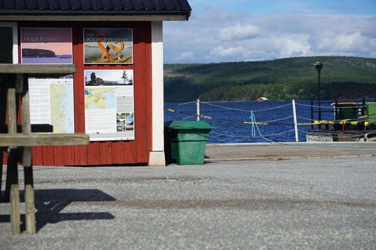 No People Köpmanholmen Örnsköldsvik Sweden