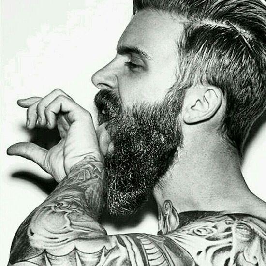 Beard...... First Eyeem Photo