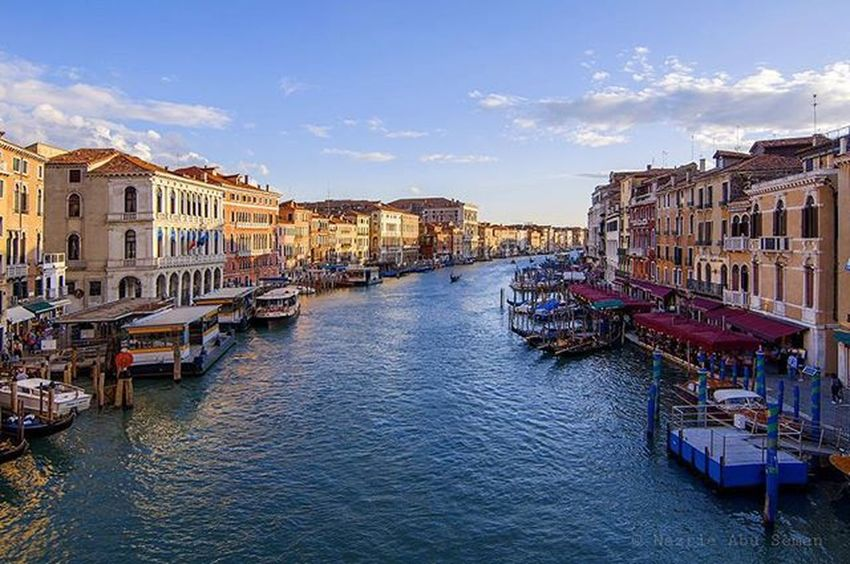 Beautiful Venice Canal | Venice, Italy Travel Italy Venice Canal
