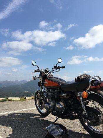 Kawasaki Z1 バイク Motorcycles Motorcyclelife First Eyeem Photo