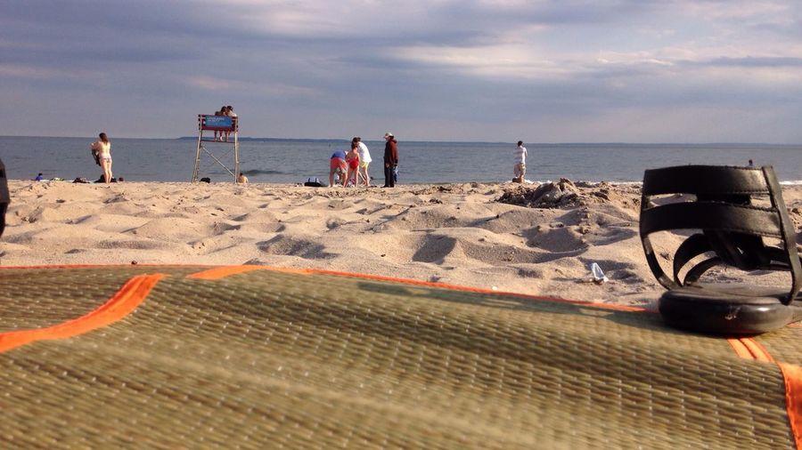Chill. Beach