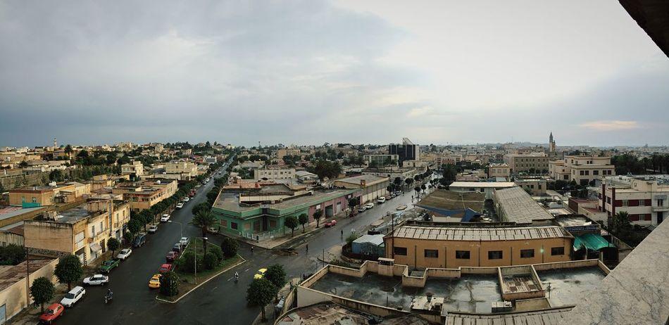 🇪🇷 City Africa Asmara