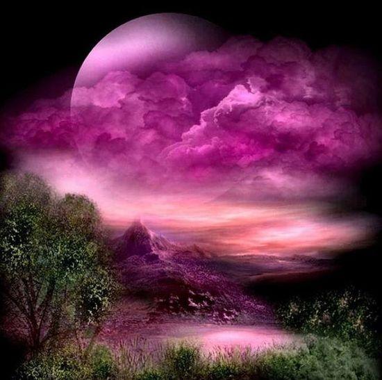 The land of Astral Hollow Heart. 🔮 Midnight Moonstar Mixtape Astral Love Destiny Starlight Romance