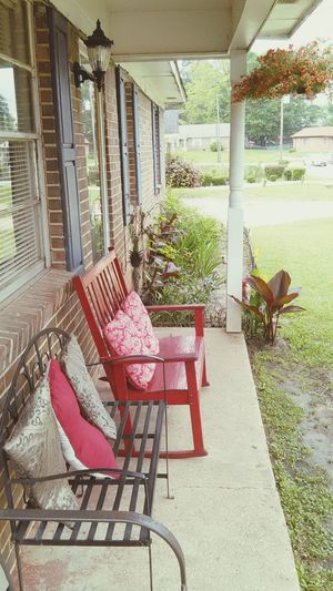Southern living Relaxing