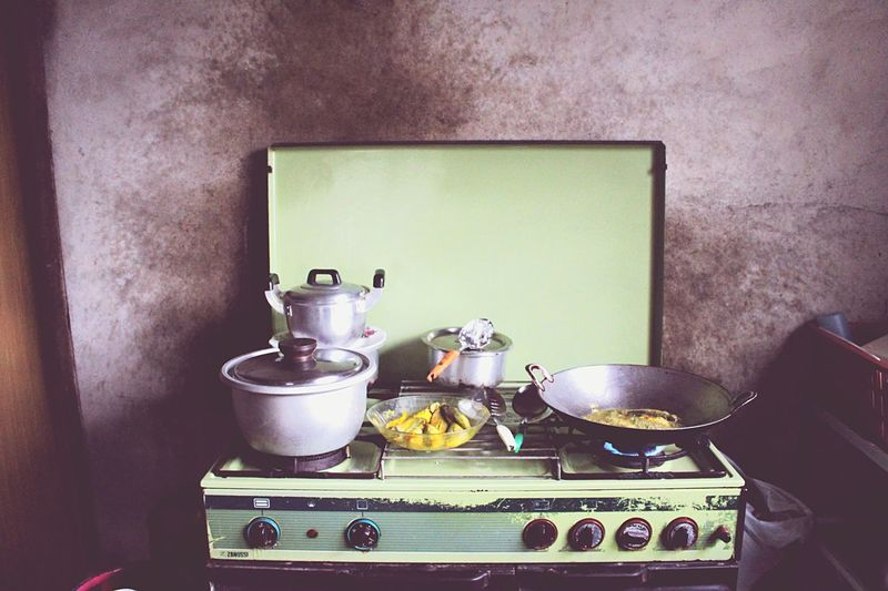 Everyday Joy Geometric Shapes Darkness And Light Cooking Kitchen Kampung Life
