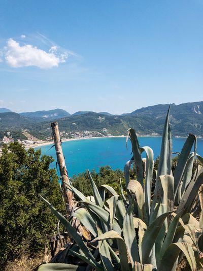 Hiking on Corfu