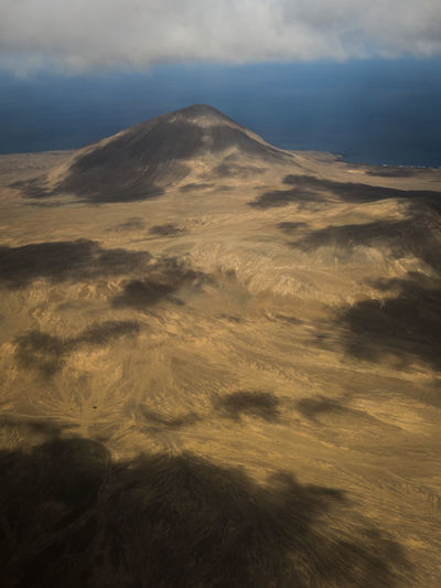 Aerial Shot Cape Verde Desert Deserts Around The World Sal Island Aerial Photography Aerial View Desert Beauty Desert Landscape Island Mountain Mountains Sal Cabo Verde Travel Destinations Volcanic Landscape Volcano An Eye For Travel Summer Exploratorium The Great Outdoors - 2018 EyeEm Awards