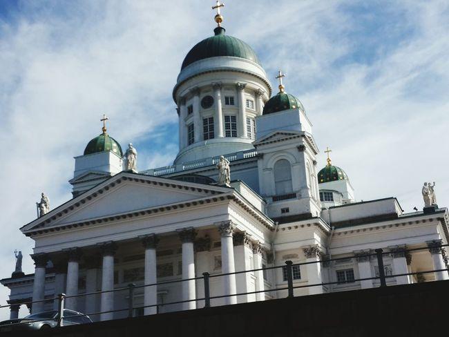 April2016 Day10 Finland Helsinki Helsinki Cathedral