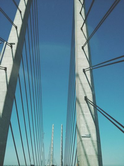 Most expensive bridge i've ever crossed :P Architecture Bridge The Architect - 2014 EyeEm Awards Cape2cape