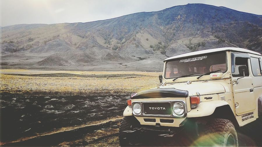 What Does Freedom Mean To You? Jeeplife Mountain Hiking Mount Bromo, East Java - Indonesia