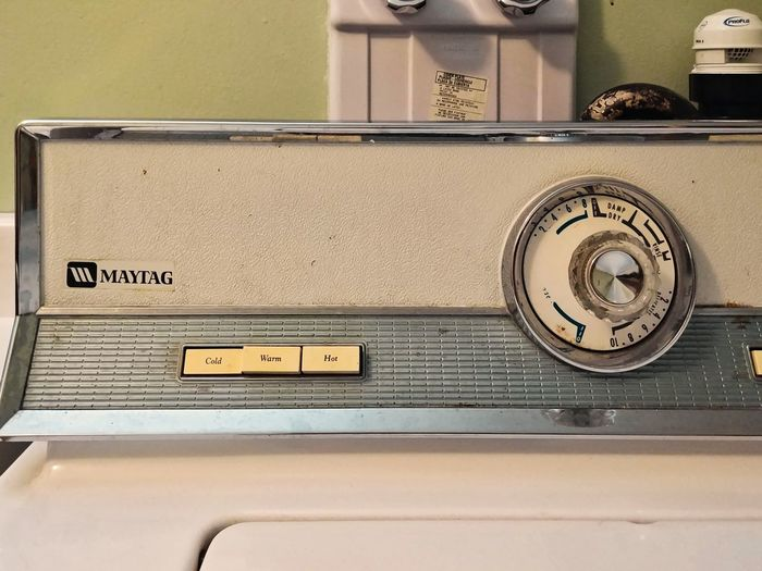 Communication Technology Text Retro Styled No People Number Radio Indoors  Western Script Close-up Equipment Antique Control Mode Of Transportation Analog Transportation Old Sign Music Maytag Appliance Washer